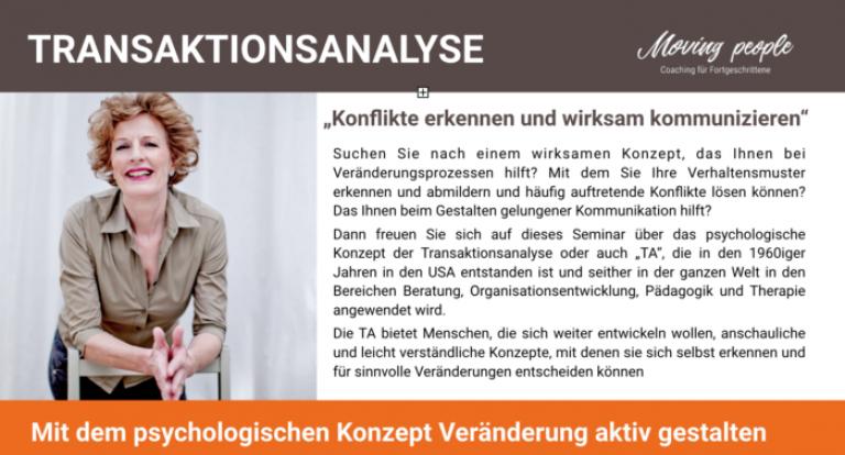 Transaktionsanalyse-Seminar-München